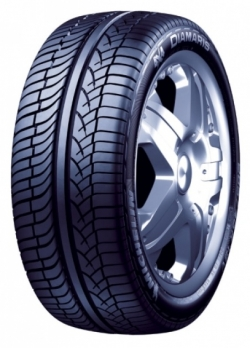 275/40R20 MICHELIN LATITUDE DIAMARIS 102W
