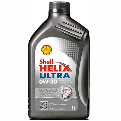 Масло моторное Shell Helix ULTRA ECT C2-C3 0w30 1л.