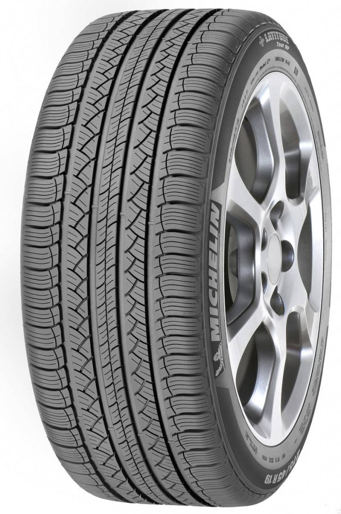 245/55R19 MICHELIN LATITUDE TOUR HP 103H