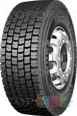 315/80R22.5 CONTINENTAL HDR2 ED+ 156/160M