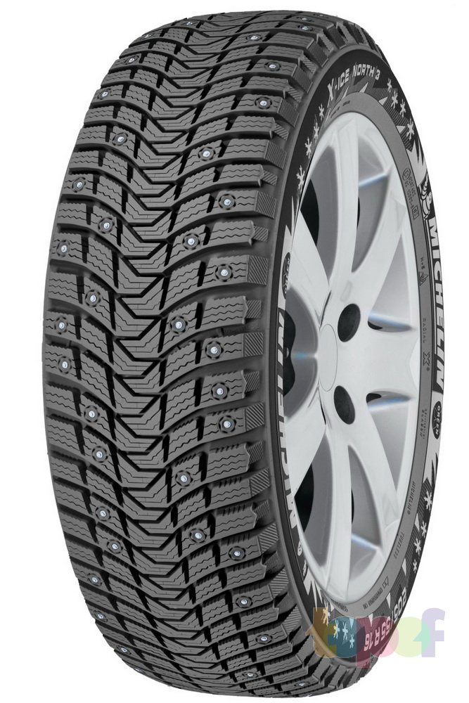 245/45R19 MICHELIN X-ICE NORTH3 102H шип